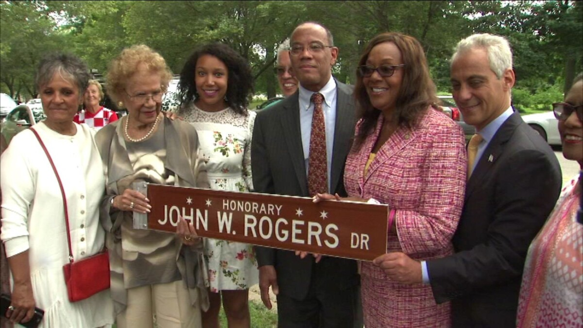 The Black Generational Wealth Series – The Roger's Family